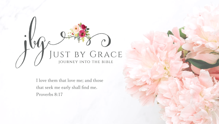 Just by Grace - cover image
