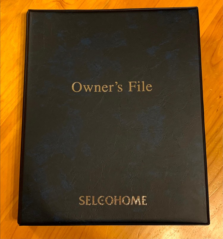 Builder Selcohome's Owner's File